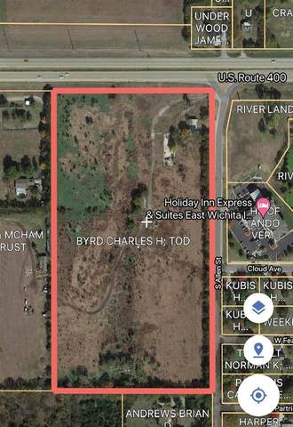 515 W Us Highway 54, Andover, KS 67002 (MLS #599112) :: Graham Realtors