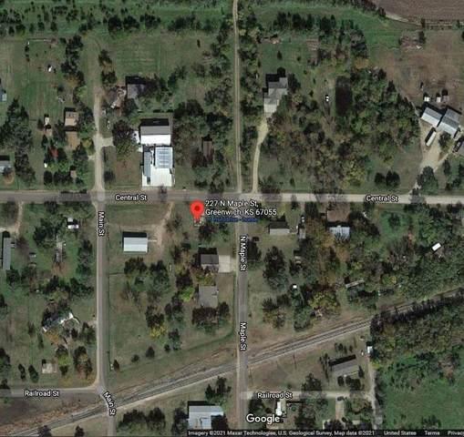 227 N Maple St, GREENWICH, KS 67055 (MLS #599117) :: Pinnacle Realty Group