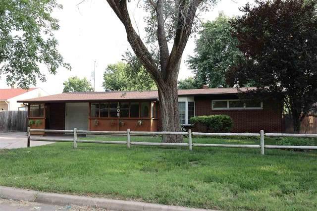 1308 W Brady St, Wichita, KS 67204 (MLS #599123) :: The Boulevard Group