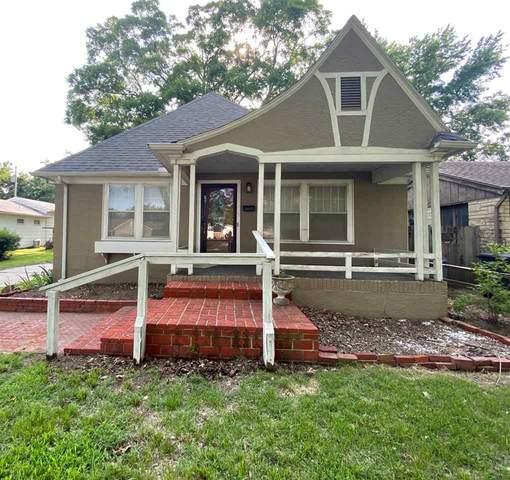 1323 N A St, Arkansas City, KS 67005 (MLS #599140) :: The Boulevard Group