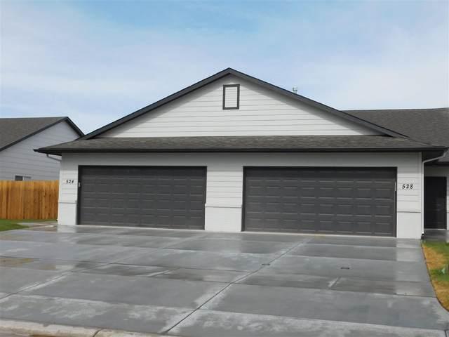 580-584 E Martens Ct, Goddard, KS 67052 (MLS #599142) :: Kirk Short's Wichita Home Team