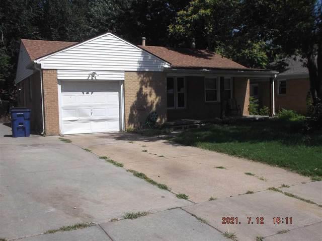 2338 S Erie, Wichita, KS 67211 (MLS #599168) :: The Boulevard Group