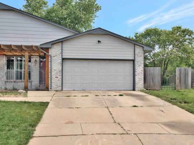 8722 E Longlake Cir, Wichita, KS 67207 (MLS #599176) :: Graham Realtors