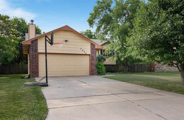 3054 N Hedgetree St, Wichita, KS 67226 (MLS #599183) :: The Boulevard Group