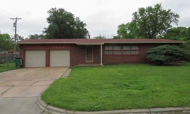 1824 W 23rd St N, Wichita, KS 67204 (MLS #599194) :: Kirk Short's Wichita Home Team