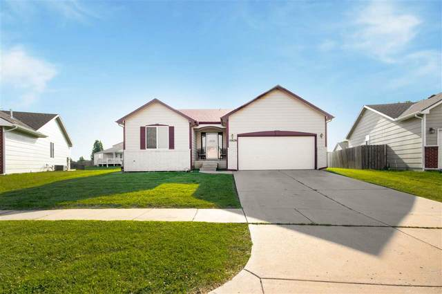 10626 E Fawn Grove St, Wichita, KS 67207 (MLS #599222) :: Kirk Short's Wichita Home Team