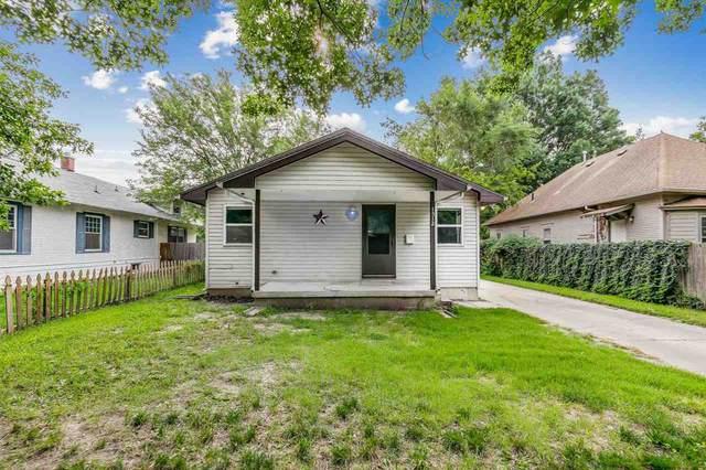 1512 S Wichita, Wichita, KS 67213 (MLS #599234) :: The Boulevard Group