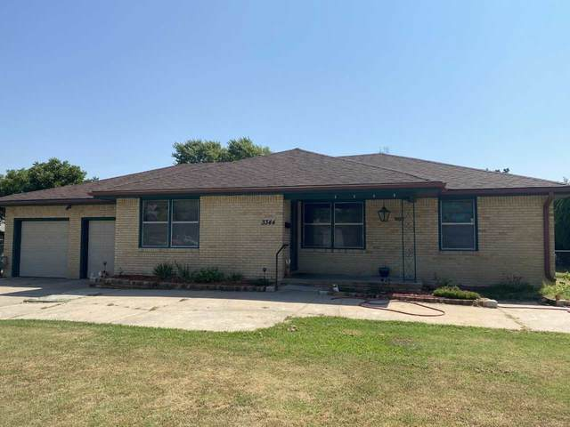 3344 S Seneca St, Wichita, KS 67217 (MLS #599236) :: Keller Williams Hometown Partners
