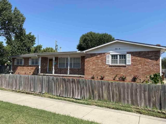 2040 W Pawnee Ct, Wichita, KS 67213 (MLS #599237) :: Pinnacle Realty Group