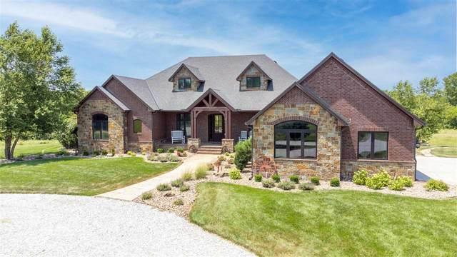 653 SW Prairie Creek Rd, Benton, KS 67017 (MLS #599239) :: Graham Realtors