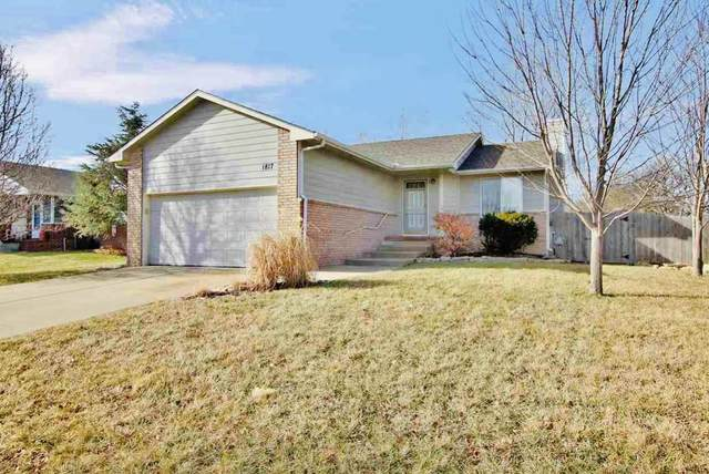 1817 N Buckthorn Ct, Andover, KS 67002 (MLS #599256) :: COSH Real Estate Services