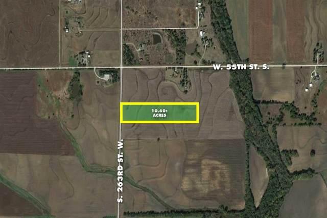 10.60 +/- Acres @ 263rd & 55th, Viola, KS 67149 (MLS #599261) :: Pinnacle Realty Group