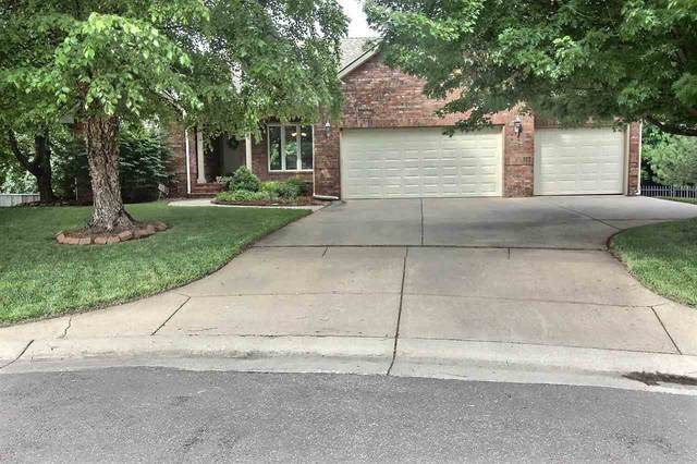 407 N Timberridge Cir, Wichita, KS 67230 (MLS #599285) :: Pinnacle Realty Group