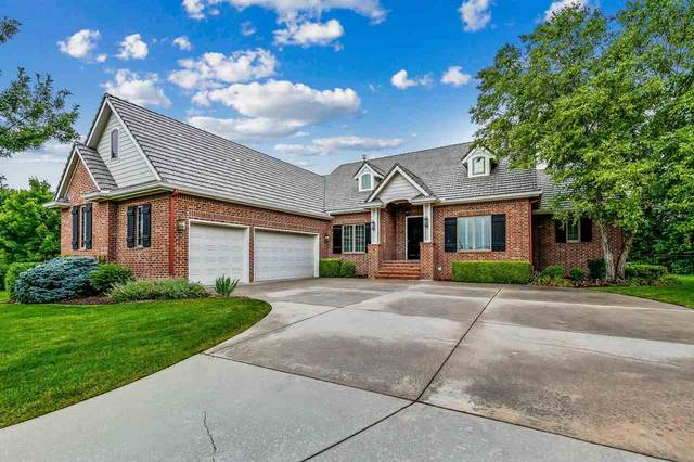 1824 N Paddock Green Ct, Wichita, KS 67206 (MLS #599288) :: The Boulevard Group