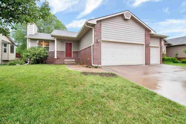 5109 N Blackhawk St, Wichita, KS 67219 (MLS #599290) :: Kirk Short's Wichita Home Team