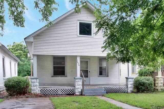 1636 E Ellis, Wichita, KS 67211 (MLS #599297) :: Graham Realtors