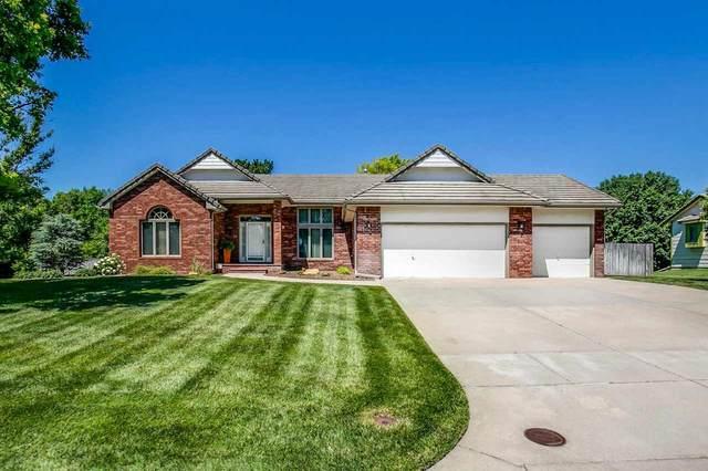 1001 S Stagecoach St, Wichita, KS 67230 (MLS #599302) :: Kirk Short's Wichita Home Team