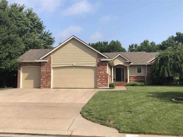 15108 W Moscelyn St, Wichita, KS 67235 (MLS #599305) :: COSH Real Estate Services