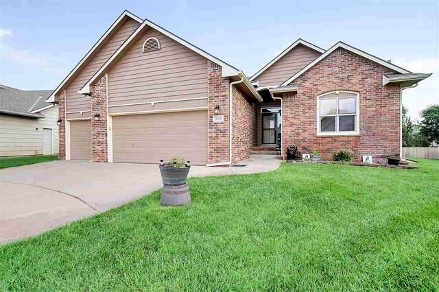 3406 N Sandplum Cir, Wichita, KS 67205 (MLS #599315) :: Kirk Short's Wichita Home Team