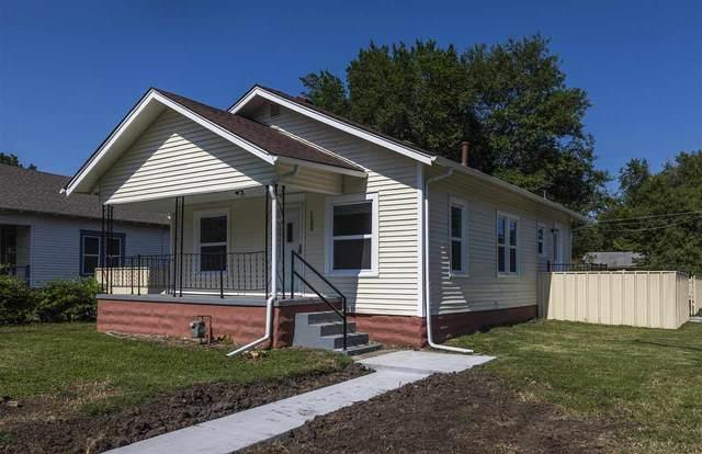 1500 N Grove Ave, Wichita, KS 67214 (MLS #599341) :: Pinnacle Realty Group