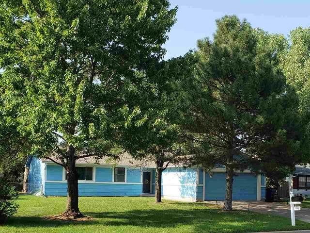 4906 Looman St, Wichita, KS 67220 (MLS #599346) :: The Boulevard Group