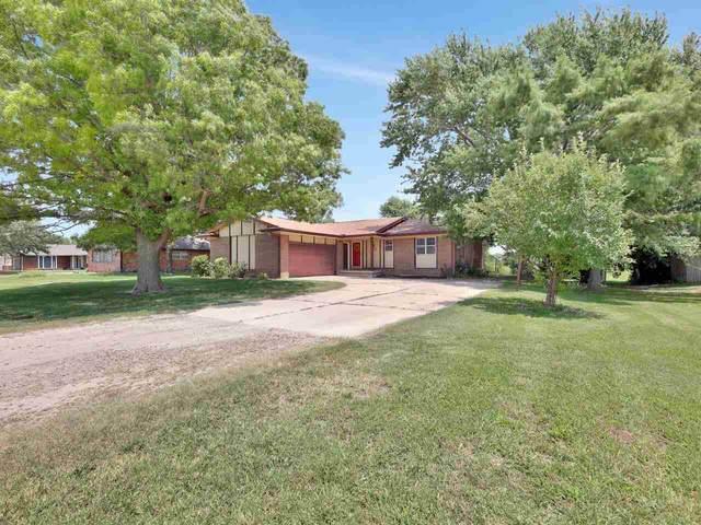 630 S Trig St, Wichita, KS 67207 (MLS #599368) :: The Boulevard Group