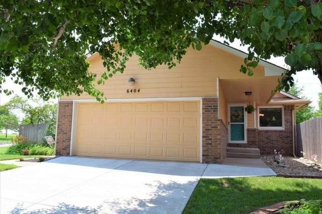 6404 E Pepperwood Ct, Wichita, KS 67226 (MLS #599370) :: The Boulevard Group