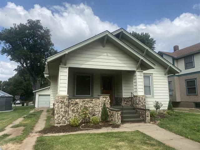303 S Main St, Medicine Lodge, KS 67104 (MLS #599375) :: Keller Williams Hometown Partners