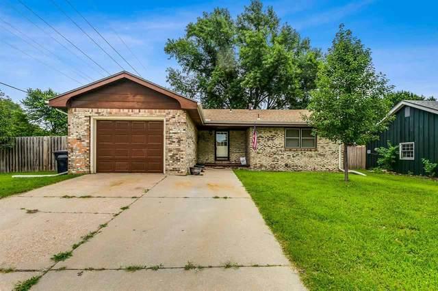 1418 N Money St, Augusta, KS 67010 (MLS #599385) :: Kirk Short's Wichita Home Team
