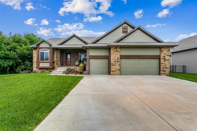 2131 N Stonegate Cir, Andover, KS 67002 (MLS #599387) :: Kirk Short's Wichita Home Team