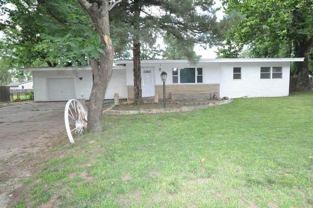 1012 W Mona St, Wichita, KS 67217 (MLS #599394) :: Kirk Short's Wichita Home Team