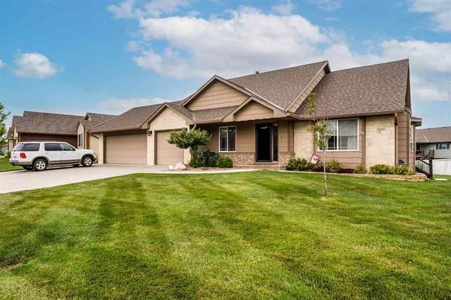 1426 S Sierra Hills St., Wichita, KS 67230 (MLS #599396) :: Kirk Short's Wichita Home Team