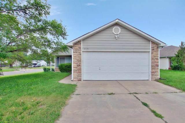 2719 E Conquest St, Wichita, KS 67219 (MLS #599400) :: Kirk Short's Wichita Home Team