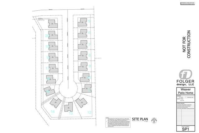 1249 Park Glen Ct, Clearwater, KS 67026 (MLS #599409) :: Matter Prop