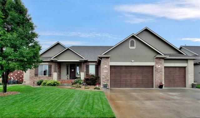 4617 W Emerald Bay St, Wichita, KS 67205 (MLS #599410) :: Kirk Short's Wichita Home Team