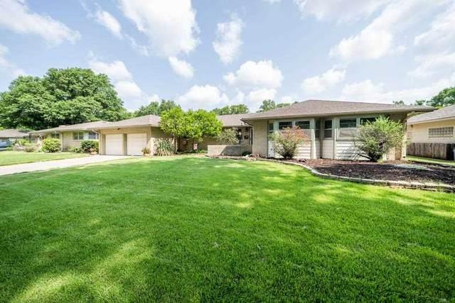 6302 Marjorie St, Wichita, KS 67208 (MLS #599411) :: Pinnacle Realty Group