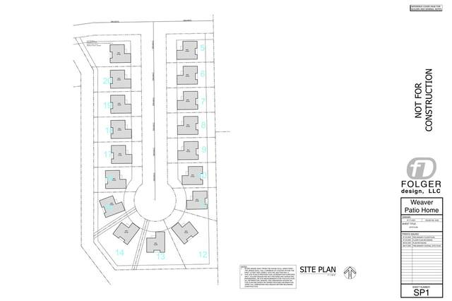 1221 Park Glen Ct, Clearwater, KS 67026 (MLS #599422) :: Keller Williams Hometown Partners