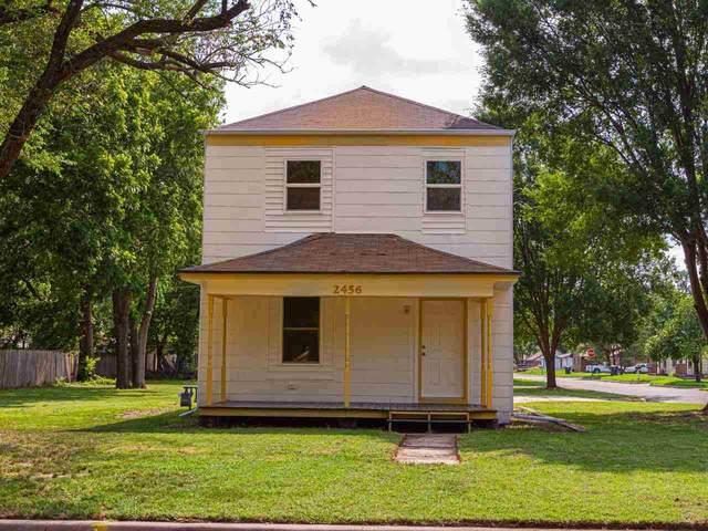 2456 S Ida Ave, Wichita, KS 67216 (MLS #599437) :: Kirk Short's Wichita Home Team