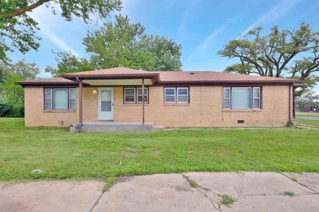 1249 N Oliver Ave, Wichita, KS 67208 (MLS #599442) :: The Boulevard Group