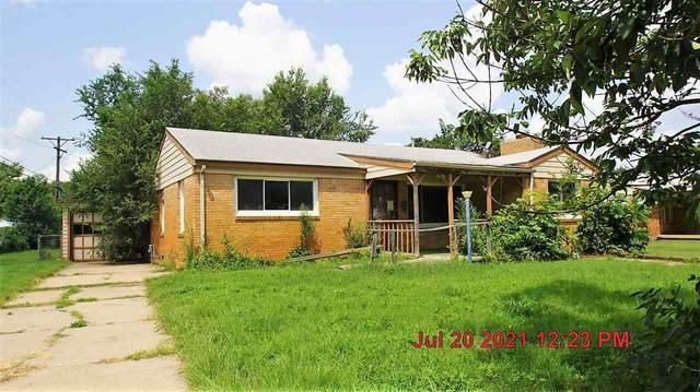 2939 S Greenwood, Wichita, KS 67216 (MLS #599444) :: The Boulevard Group