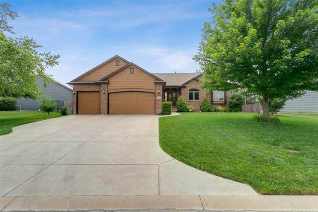 719 W Putter Ct, Andover, KS 67002 (MLS #599458) :: The Boulevard Group