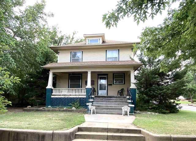 424 N Bluff Ave, Anthony, KS 67003 (MLS #599462) :: Kirk Short's Wichita Home Team