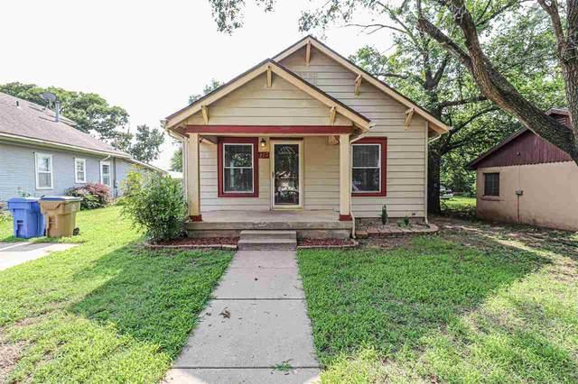 213 N Garfield St, Cheney, KS 67025 (MLS #599464) :: Kirk Short's Wichita Home Team