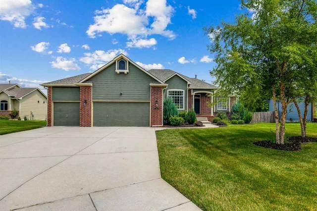 14314 E Twinlake Dr., Wichita, KS 67230 (MLS #599471) :: Kirk Short's Wichita Home Team