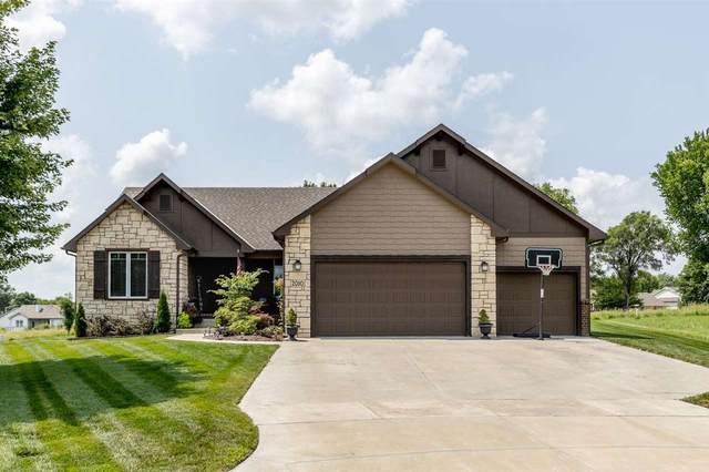 2010 N Prairie View Ct, El Dorado, KS 67042 (MLS #599472) :: Kirk Short's Wichita Home Team