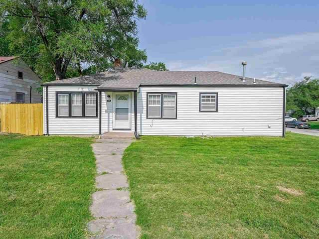 653 N Battin St, Wichita, KS 67208 (MLS #599477) :: The Boulevard Group