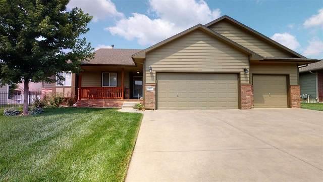 1417 N Kentucky Ln, Wichita, KS 67235 (MLS #599479) :: Graham Realtors