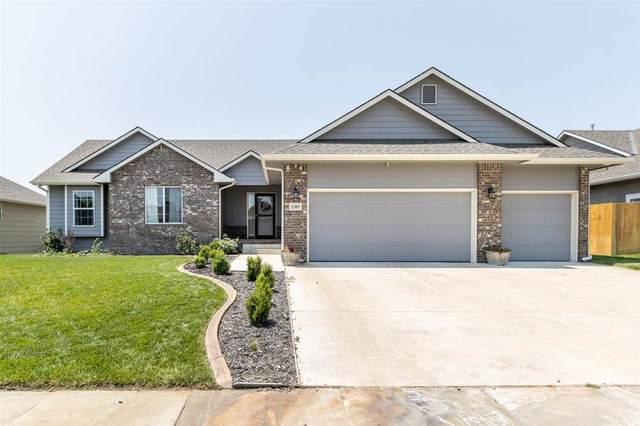 1305 S Gateway St, Wichita, KS 67230 (MLS #599483) :: Kirk Short's Wichita Home Team