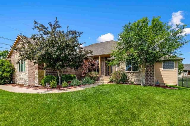 1803 N Peckham Cir, Wichita, KS 67230 (MLS #599484) :: Kirk Short's Wichita Home Team