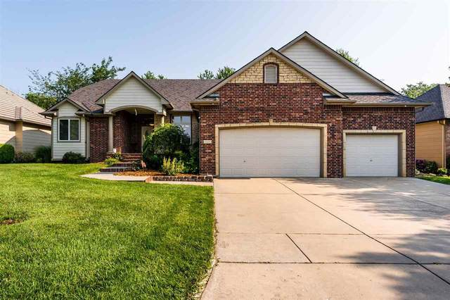 8210 W Meadow Pass, Wichita, KS 67205 (MLS #599485) :: Kirk Short's Wichita Home Team